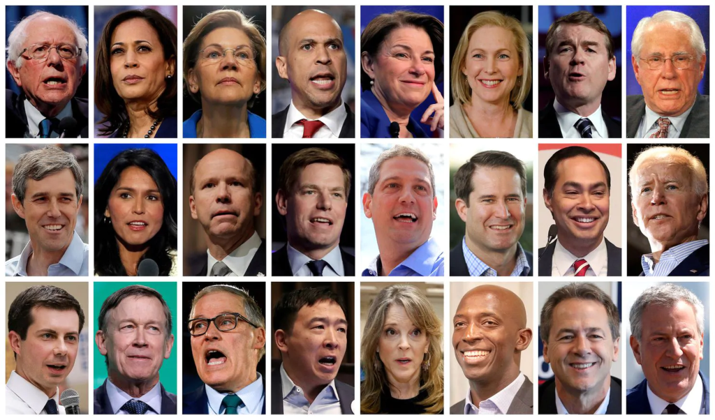 Democrats Announce Roster For Second Debate