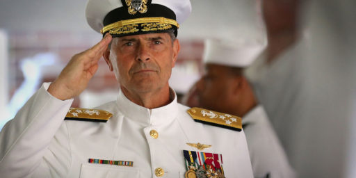 Incoming Navy Chief to Retire After Scandal