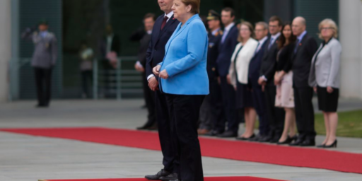 Concerns Rise About Health Of German Chancellor Angela Merkel
