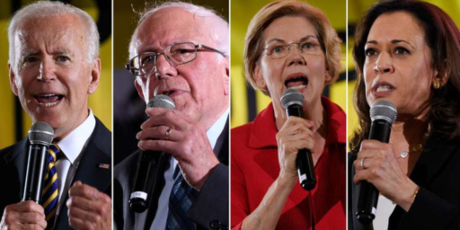 Biden Leads, Warren Rises, Kamala Falls In Wake of Second Debate