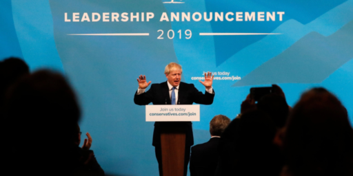 Boris Johnson Wins Tory Leadership Fight, Will Become Next British Prime Minister