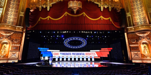 Previewing The Second Democratic Debate With A Look At The Polls