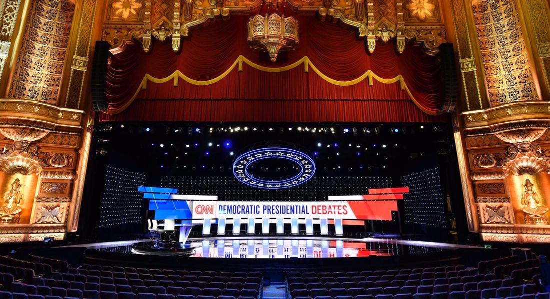 First Night Of Second Democratic Debate Sees Big Ratings Drop