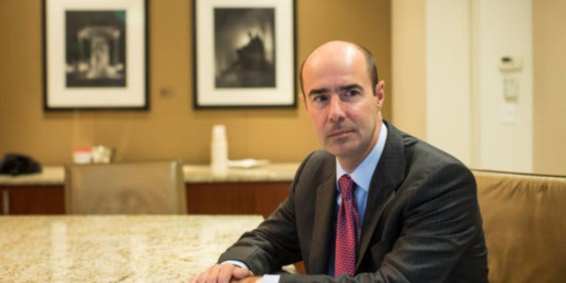 Trump Picks Eugene Scalia, Son Of Late SCOTUS Justice, As Secretary Of Labor