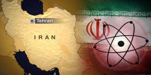 Iran Passes Limits On Uranium Enrichment Set By JCPOA