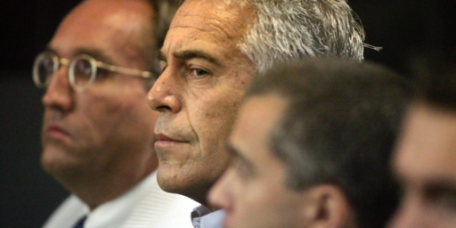Jeffrey Epstein Dead In Apparent Suicide