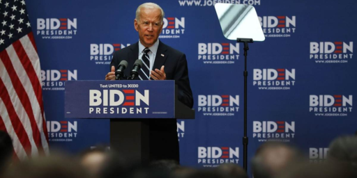On Foreign Policy, Biden Is The Anti-Trump