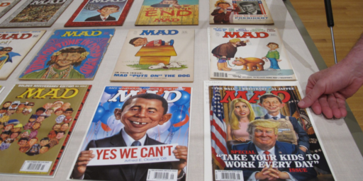 Mad Magazine Basically Coming To An End