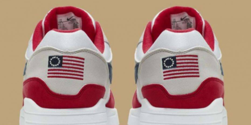 Arizona Revoking Tax Benefits To Nike Likely Unconstitutional