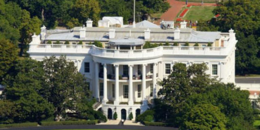 White House Science Policy Office Basically Shut Down (See Update)