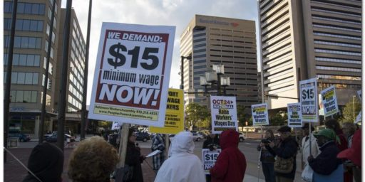 $15 Minimum Wage Would Do More Harm Than Good