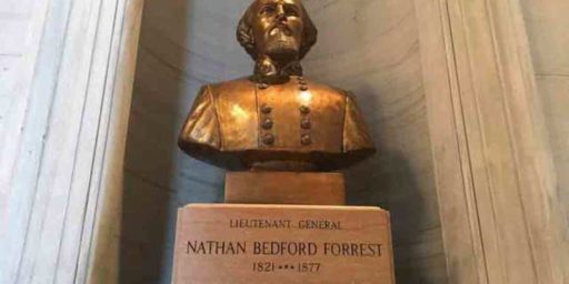 Tennessee Governor Honors KKK Founder (As Law Requires)