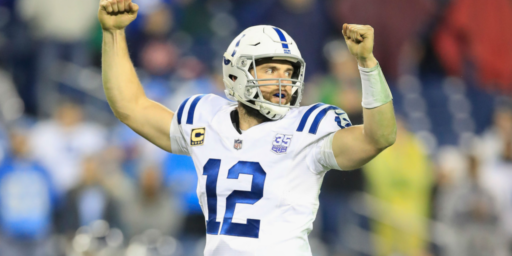 Colts Quarterback Andrew Luck Retires At 29