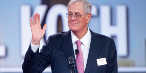 David Koch, Businessman, Political Activist, and  Philanthropist, Dead At 79