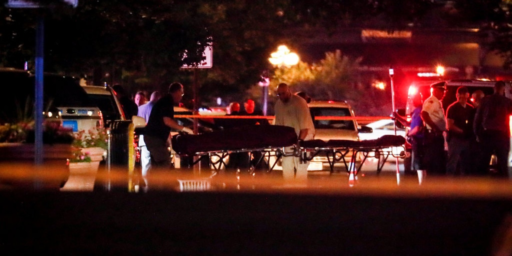 Nine Dead, 26 Injured In Mass Shooting In Dayton, Ohio