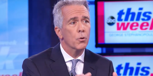 Former Congressman Joe Walsh Launches Primary Challenge Against Trump
