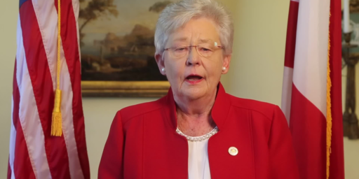 Alabama Governor Apologizes For College Blackface Incident