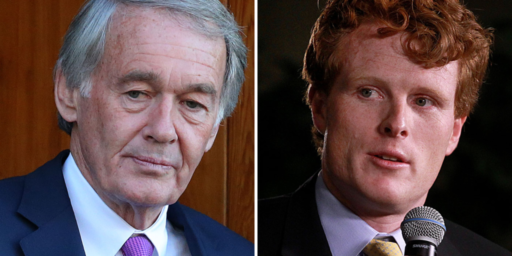Joseph Kennedy III Enters Race Against Ed Markey For Senate