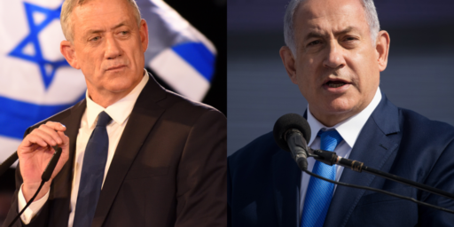 Israeli Election Too Close To Call