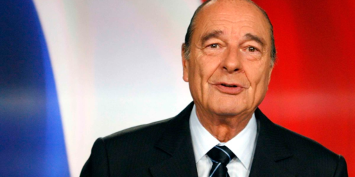 Jacques Chirac, Former French President, Dies At 86