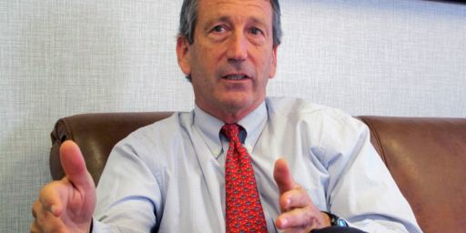 Mark Sanford Drops Challenge For Republican Nomination