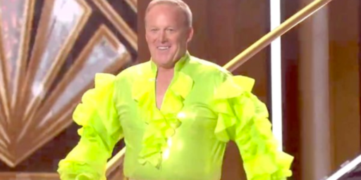 Sean Spicer Finally Booted From <em>Dancing With The Stars</em>