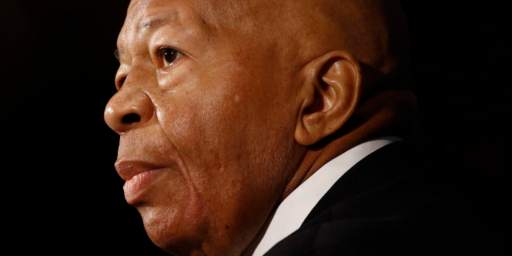 Congressman Elijah Cummings Dead At 68