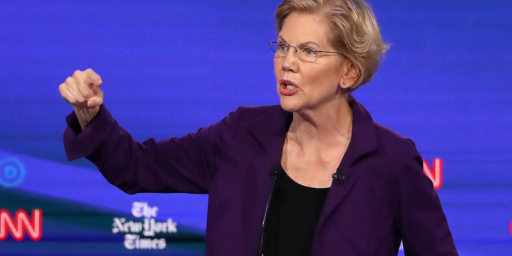 Democrats Open Fire On Warren's 'Medicare For All' Plan