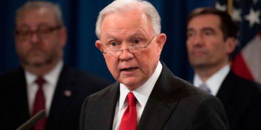 Jeff Sessions Running For His Old Senate Seat