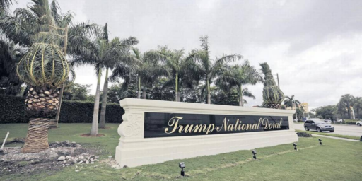 Trump Seeks To Enrich Himself By Scheduling G-7 Summit At Trump Property