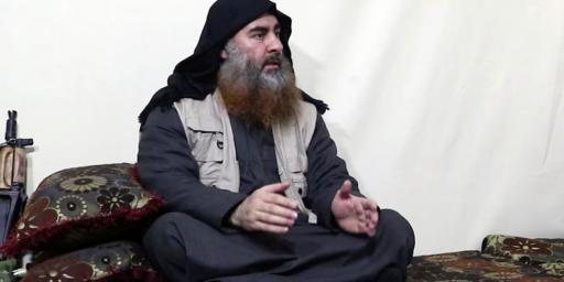 Leader Of ISIS Believed Killed In Raid In Syria