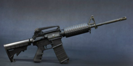 Supreme Court Allows Case Against AR-15 Manufacturer To Proceed
