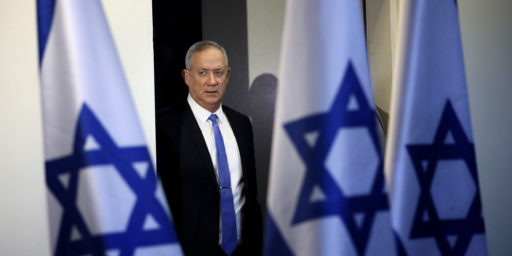 Gantz Unable To Form New Government, Israeli Politics Becomes More Chaotic