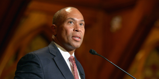 Deval Patrick Enters Presidential Race