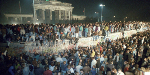 The Fall Of The Berlin Wall, Thirty Years Later
