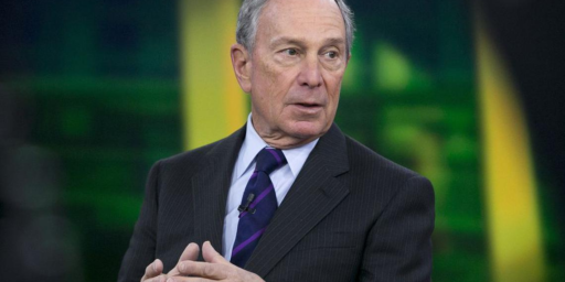 Does Stop-and-Frisk Disqualify Bloomberg for President?
