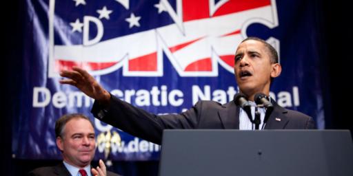 Obama May Intervene In Democratic Race