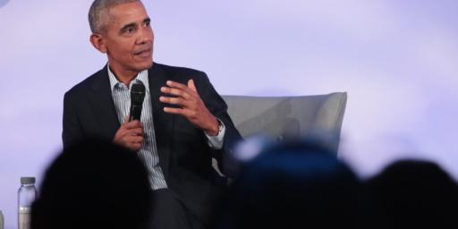 Obama Calls Out 'Woke' Culture