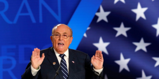 Giuliani Sought Contracts With Ukrainian Government