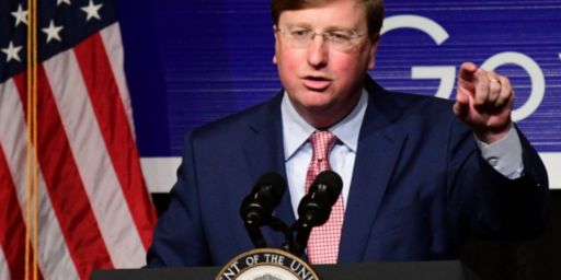 Republican Tate Reeves Wins Mississippi Governor's Race