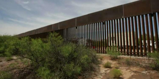 Smugglers Getting Over, And Through, Trump's Border Wall