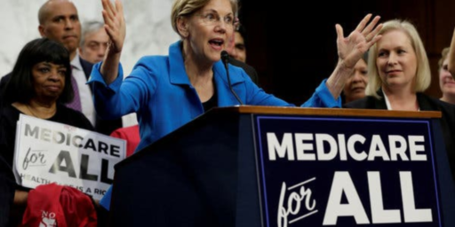 Elizabeth Warren's 'Medicare For All' Plan Is Utopian And Probably Unconstitutional