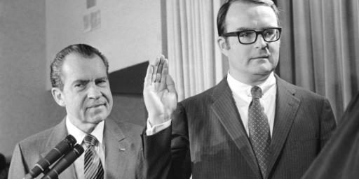 "William Ruckelshaus, Who Balked At 'Saturday Night Massacre,"" Dies at 87"