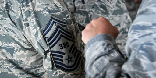 Air Force Adopts 'Indefinite Enlistment' for NCOs