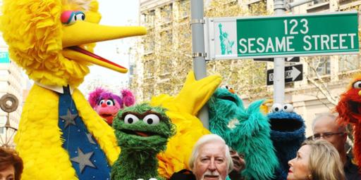 Carroll Spinney, The Man Behind Big Bird, Dies At 85