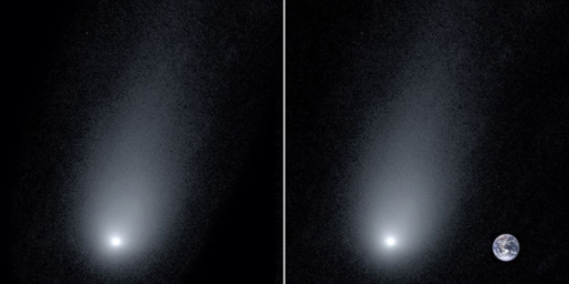 Comet From Another Star System Headed Our Way