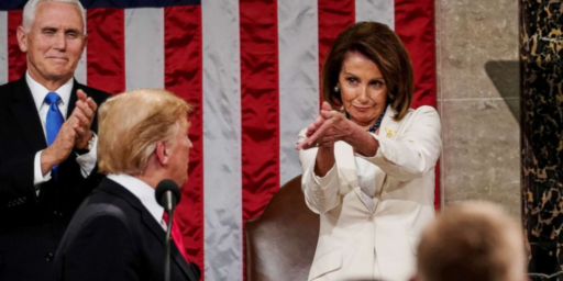On Eve Of Impeachment, Trump Sends Bizarre Rant-Filled Letter To Pelosi