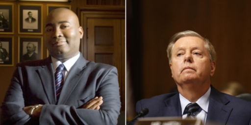 New Poll Purports To Show Lindsey Graham Vulnerable To Democratic Challenger