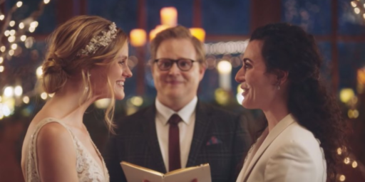 Hallmark Channel Caves To Anti-LGBT Bigots