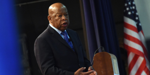 Civil Rights Icon Rep. John Lewis Reveals Cancer Diagnosis